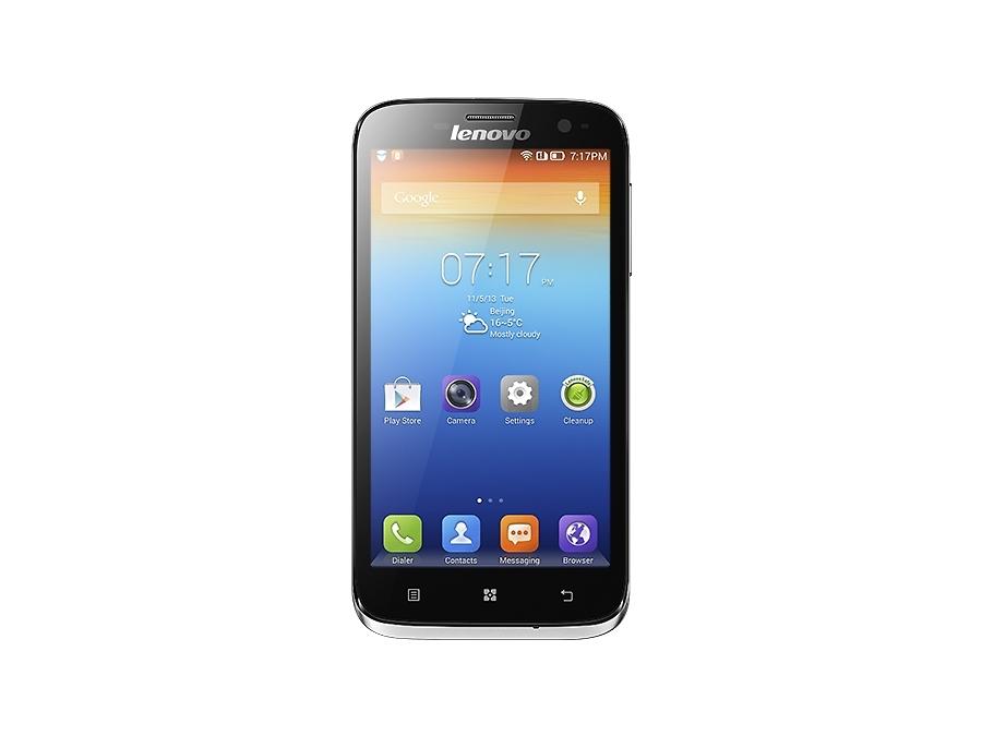 Смартфон Lenovo A859 Gray
