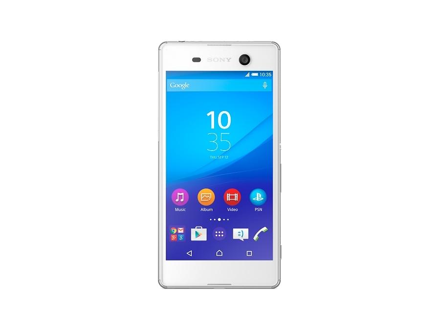 Смартфон Sony Xperia M5 E5603 LTE White